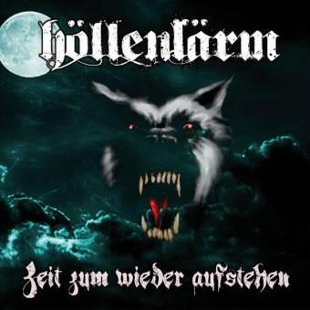 """Höllenlärm """"Zeit zum wieder aufstehn"""" CD"""