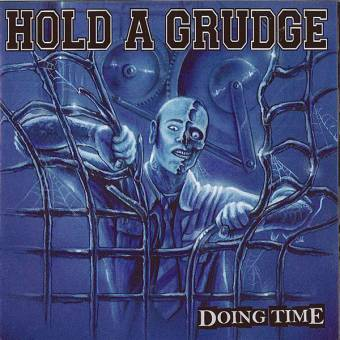 "Hold a Grudge ""Doing Time"" CD"