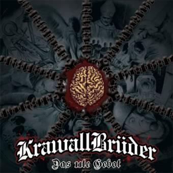 Krawallbrüder - Das 11te Gebot CD
