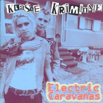 "Klasse Kriminale ""Electric Caravans"" CD"
