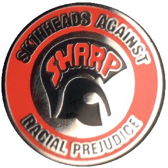 SHARP - Kühlschrankmagnet / Magnet Pin (03)