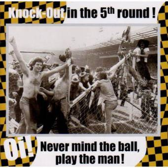 V/A - Knock out in the 5th round CD