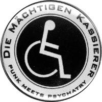 Die Kassierer - Button (2,5 cm) 86