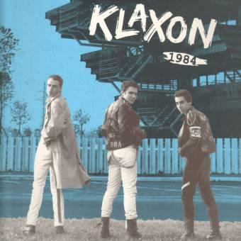 """Klaxon """"1984"""" 12"""" LP (lim. 250, black) (2nd press)"""