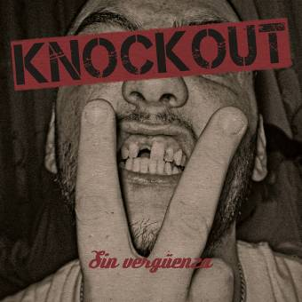 "Knock Out ""Sin vergüenza"" LP+CD (red Vinyl)"
