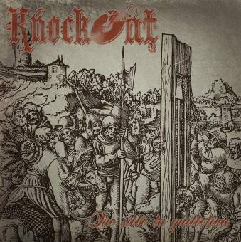 "Knock Out ""Que silbe la guillotina"" EP (brown Vinyl, lim.125, incl. Download)"