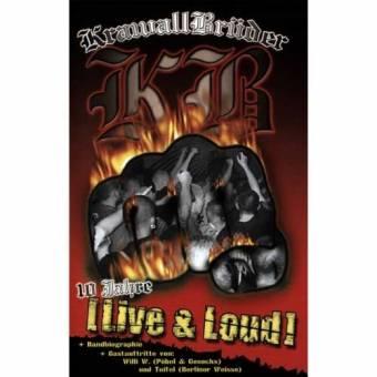 """Krawallbrüder """"10 Jahre"""" DVD"""