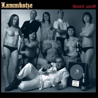 "Lammkotze ""Hasst uns!!!"" CD"