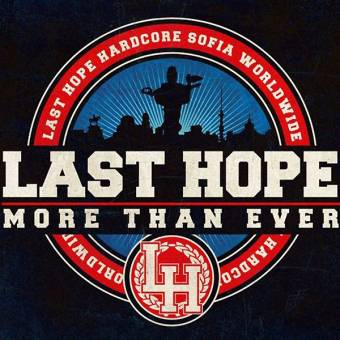 "Last Hope ""More than ever"" CD"