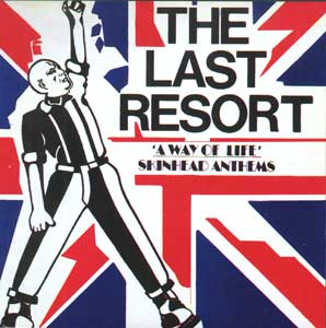 "Last Resort,The ""Skinhead Anthems - A Way of Life"" Deluxe DoLP (lim. splatter)"