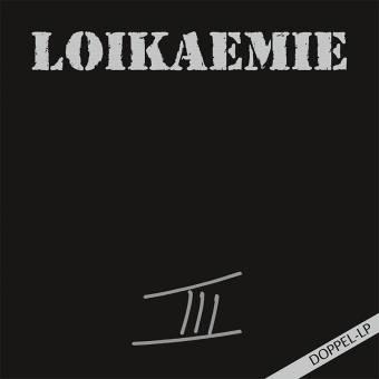 """Loikaemie """"III"""" DoLP (black Vinyl) + DoCD"""