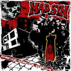 "Mad Sin ""Dead moon`s calling"" CD"