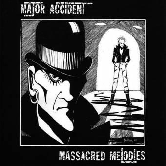 "Major Accident ""Massacred Melodies"" LP (black)"