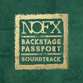"NOFX ""Backstage Passport - Soundtrack"" CD (DigiPac)"
