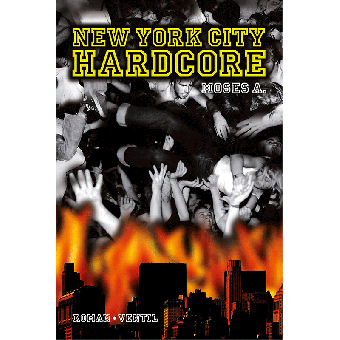 New York City Hardcore (Moses Arndt) Buch