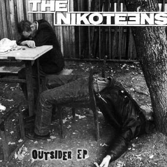 "Nikoteens,The ""Outsider"" EP 7"""