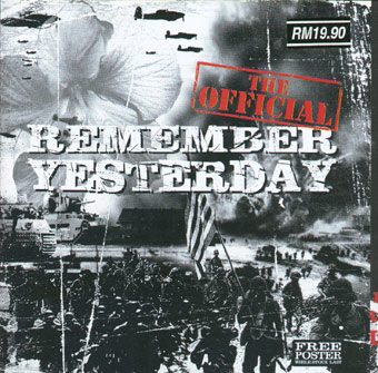 "Official, The ""Remember Yesterday"" CD"
