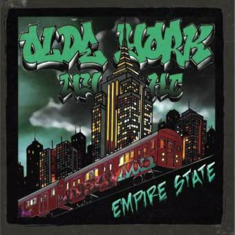 """Olde York """"Empire State"""" LP (lim. 50, red)"""