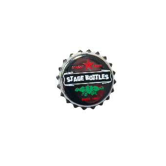 "Stage Bottles ""Logo"" Hartemaille Pin (14)"