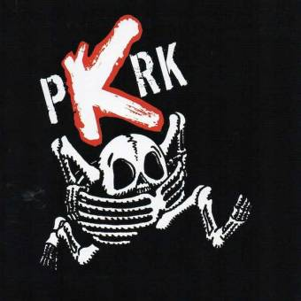 """PKRK """"same"""" EP 7"""" (lim. 300, black)"""