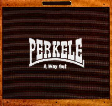 "Perkele ""A Way Out"" PictureLP (Download Code) (lim. 500)"