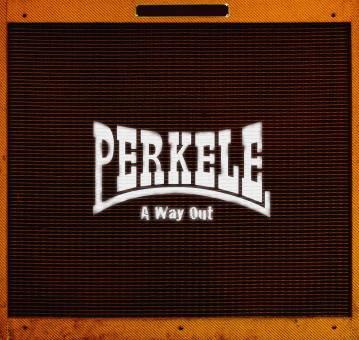 "Perkele ""A Way Out"" CD"