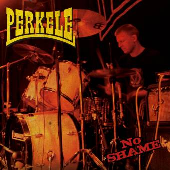 "Perkele ""No shame"" CD"