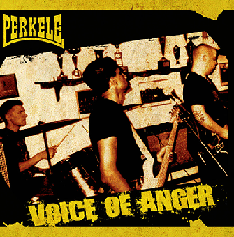 "Perkele ""Voice of anger"" CD"