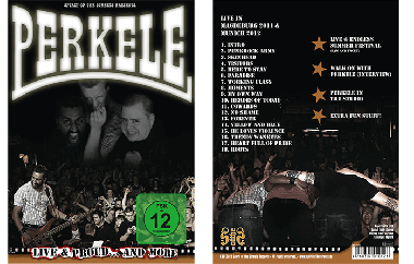 "Perkele ""Live & Proud and more..."" DVD"