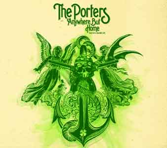 "Porters, The ""Anywhere but Home"" LP"