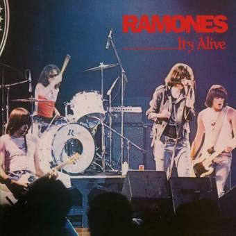 "Ramones ""It`s alive"" DoLP (gatefold, 180 gramm)"