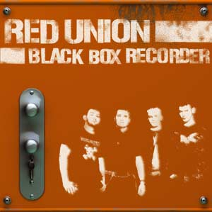 Red Union - Blackbox Recorder CD (DigiPack)
