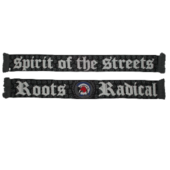 "Spirit of the Streets ""Roots Radical"" Schal / scarf"