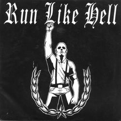 "Run Like hell ""Give `em hell"" CD"