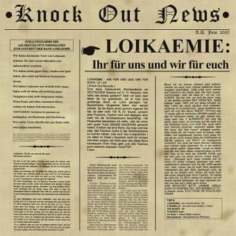 """Loikaemie """"Ihr für uns und wir für Euch"""" LP (colored vinyl, Download Code)"""
