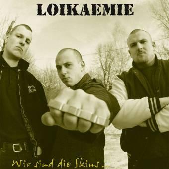 """Loikaemie """"Wir sind die Skins"""" LP (black Vinyl) + CD"""