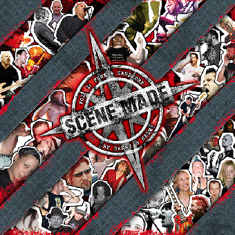 Scene Made - Vol. I, Punk & Hardcore Buch