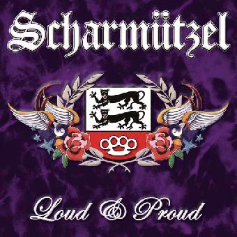 """Scharmützel """"Loud & Proud"""" CD (DigiPac)"""