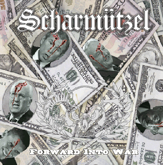 Scharmützel - Forward into war LP (lim. 250)