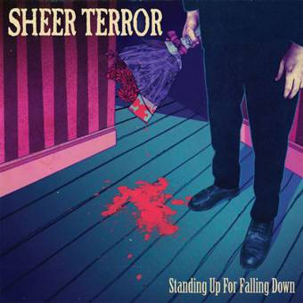 "Sheer Terror ""Standing Up For Falling Down"" LP (black)"