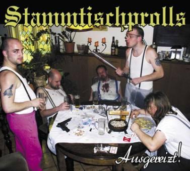 Stammtischprolls - Ausgereizt! CD (DigiPac)
