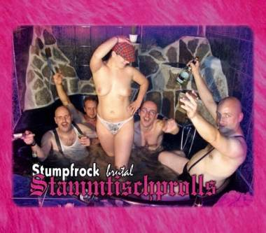 Stammtischprolls - Stumpfrock brutal CD