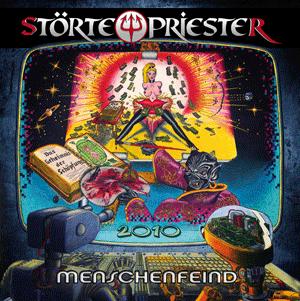 """Störte.Priester """"Menschenfeind"""" CD"""