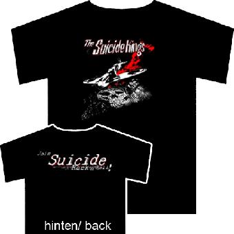 "Suicide Kings ""Rock`n`Roll"" T-Shirt"