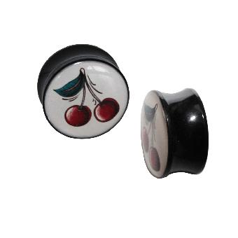 Cherry Plug Acryl