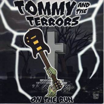 "Tommy & The Terrors ""On the run"" EP 7"""