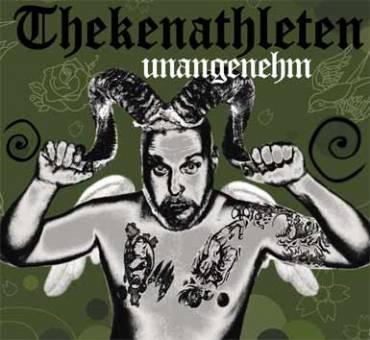 Thekenathleten - Unangenehm LP (colored)