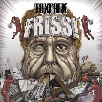 """Toxpack """"Friss"""" LP"""
