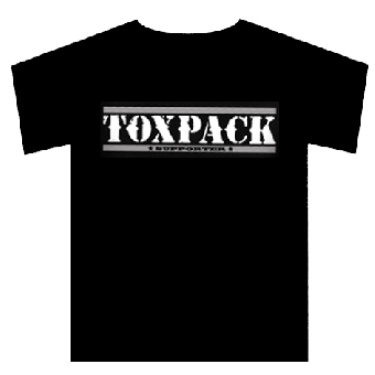 "Toxpack ""Logo"" T-Shirt"