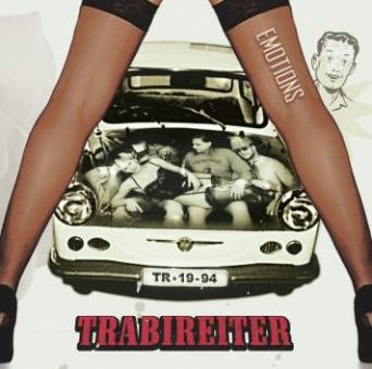 Trabireiter - Emotions CD